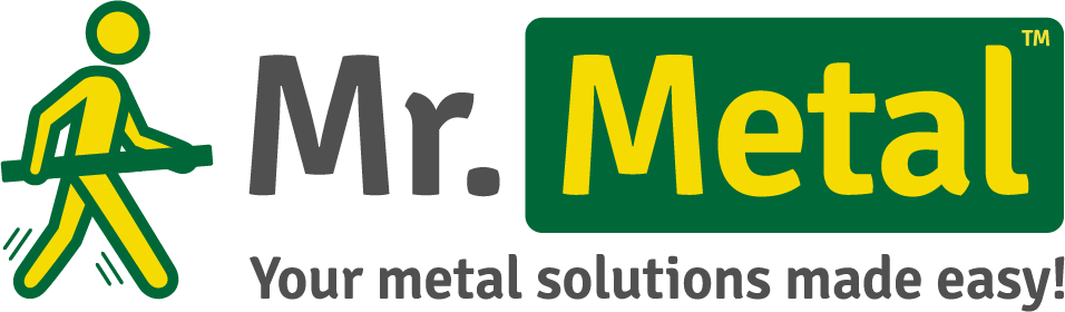 Mr Metal Logo