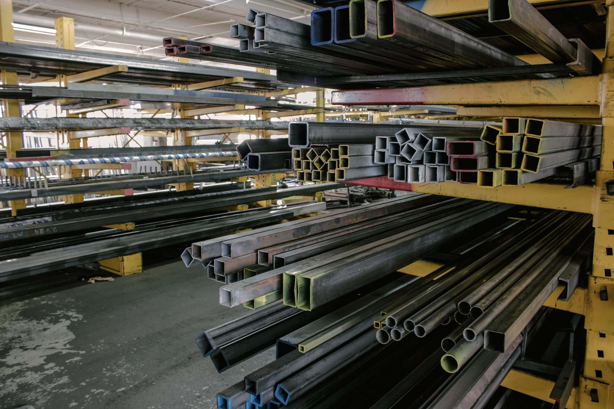 Image of Mr. Metal hot rolled steel products