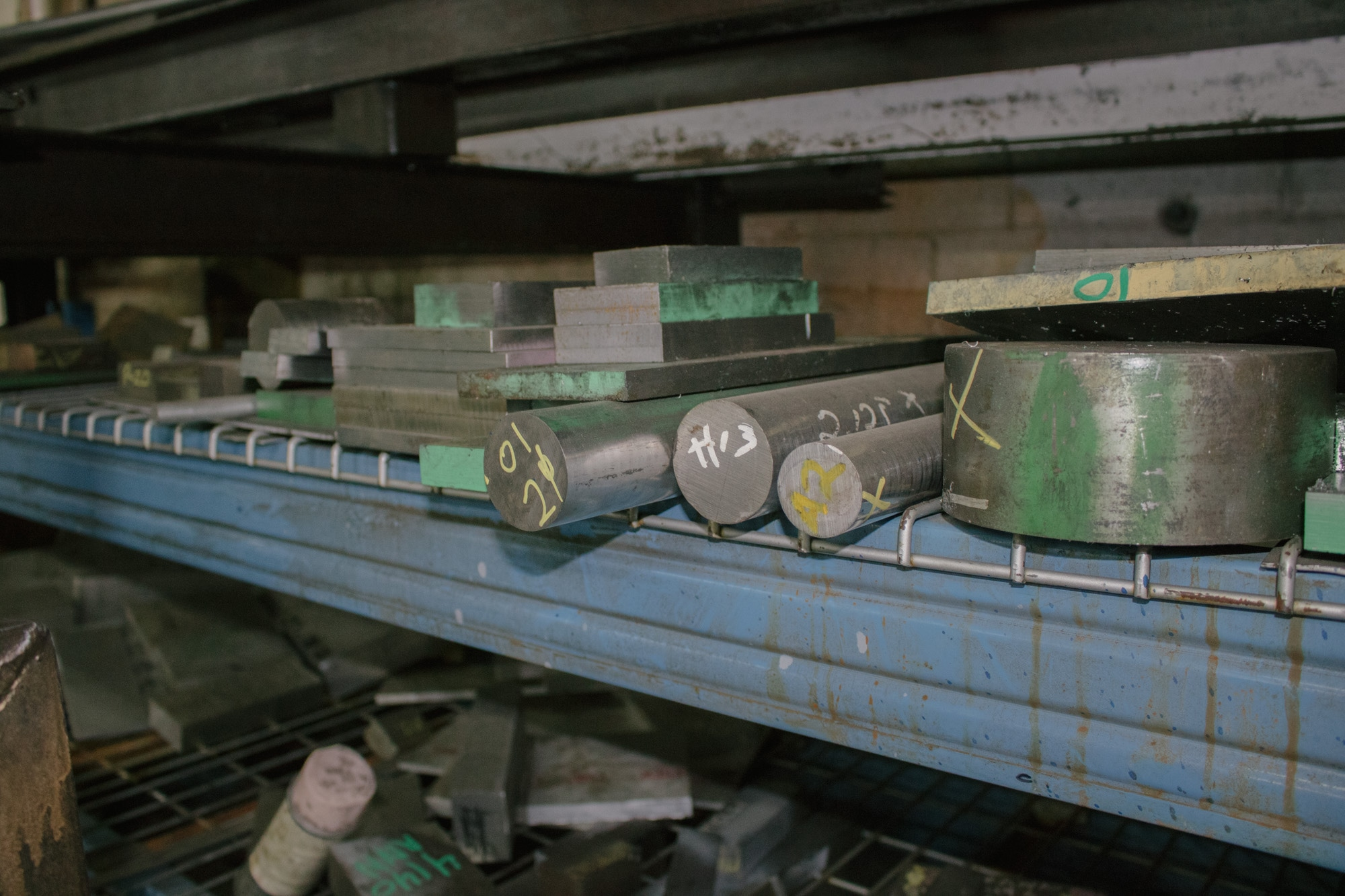 Image of tool steel